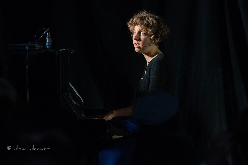 Eléonore Clovis –Festival Bernard Dimey - 2019  (© Domi Decker)