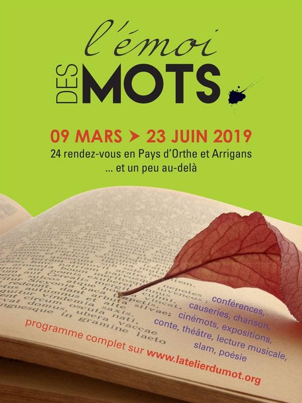 """L'émoi des mots (Landes), le vendredi 14 juin pour la lecture musicale """"Je dis Aime"""""""