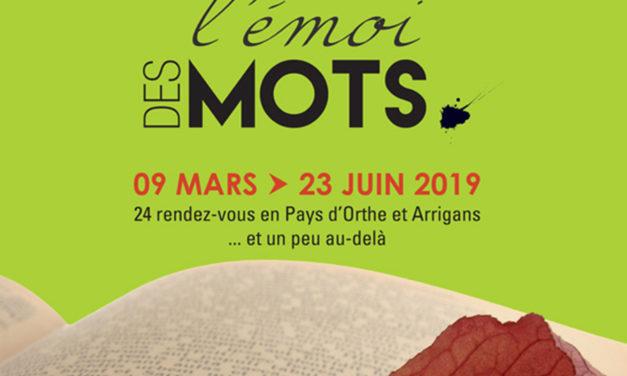L'émoi des mots (Landes), le vendredi 14 juin pour la lecture musicale «Je dis Aime»