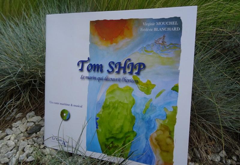 Tom Ship – Domaine Articole - Livre disque 2019 (©Ledomainearticole)