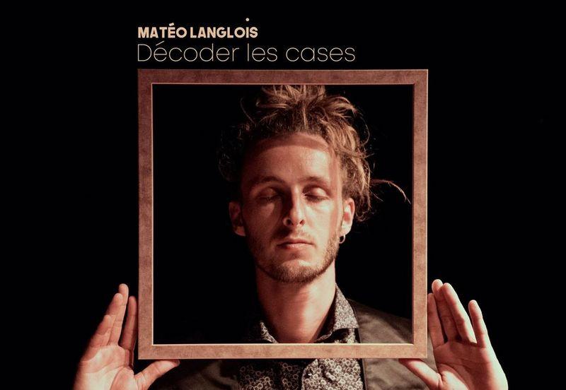 Matéo Langlois – EP Décoder  les cases (©G.A.B - Photographe)