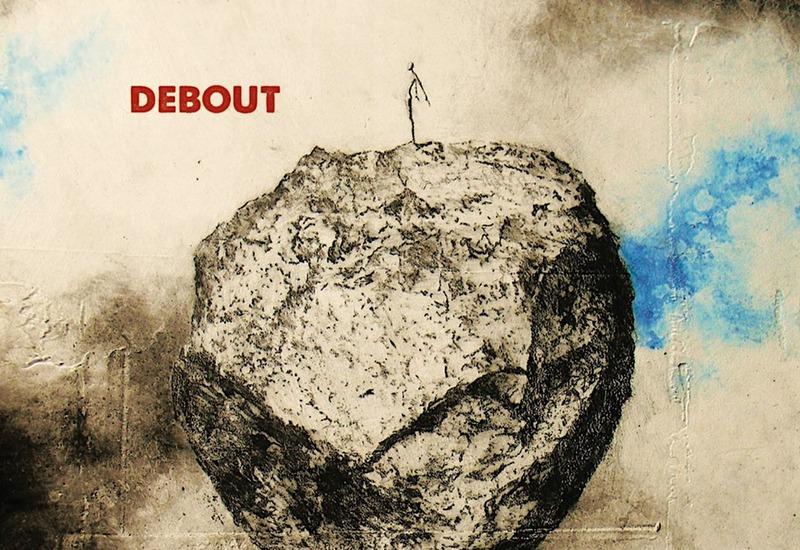 Guilam, album Debout 2019 (© peinture Antoine Josse)