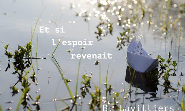 COVID- 19, Des mots et des musiques comme des fenêtres – 7