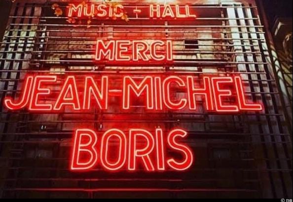 L'Olympia,  hommage à Jean-Michel Boris, novembre 2020 (©Droits réservés)