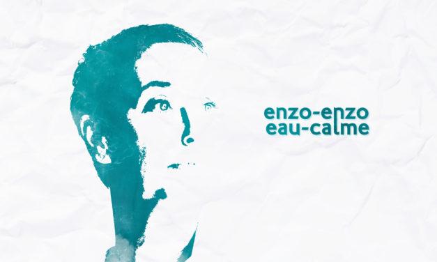 Enzo-Enzo, « Un sari vert, couleur Eau-Calme »