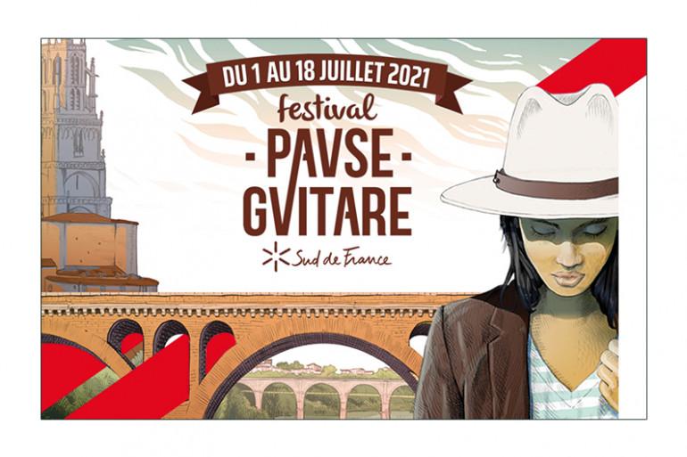 Festival Pause Guitare –2021 (©Arpèges et Trémolos / Pause Guitare)