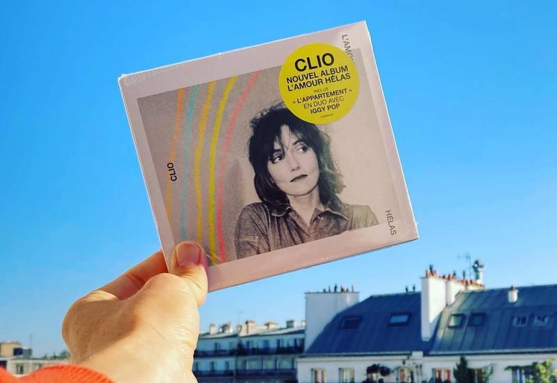CLIO, L'amour hélas, 2021 (©Droits réservés)