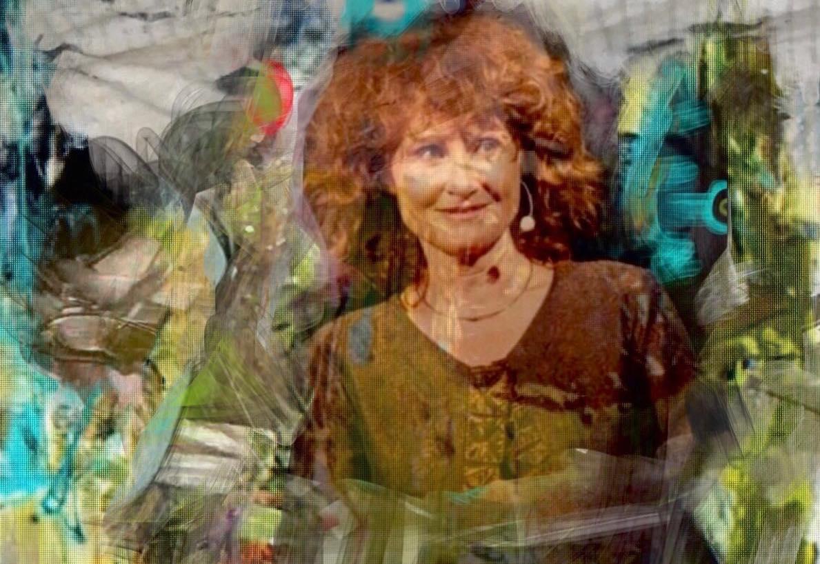 Véronique Pestel –Mon Aragon– 2021 (©Droits Réservés)