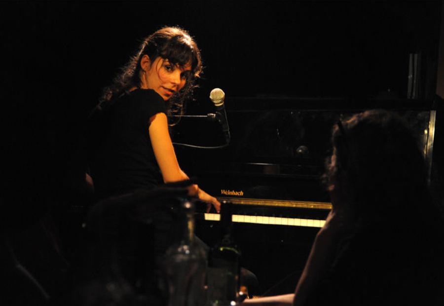 Festival Bernard Dimey 2013 – Jeanne Garraud, l'envol d'un oiseau