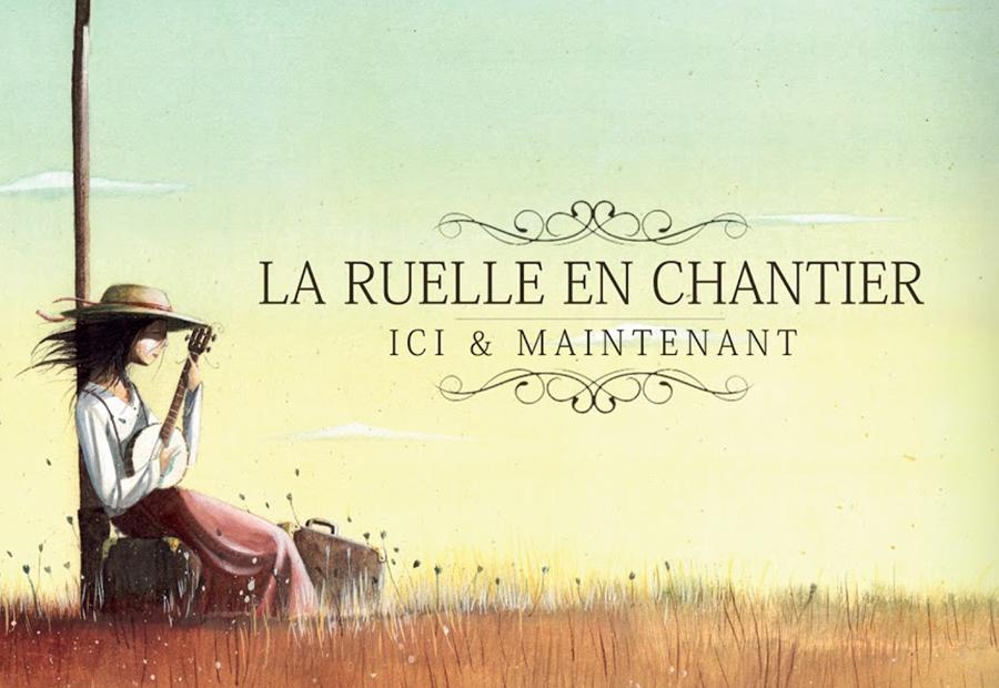L'échappée belle de la Ruelle en Chantier