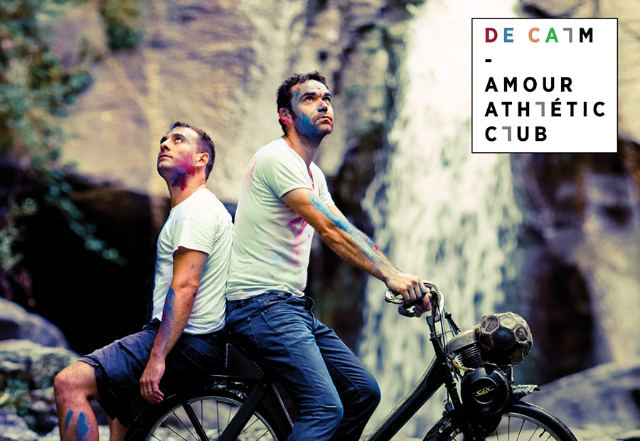 De Calm, travelling sur l'amour