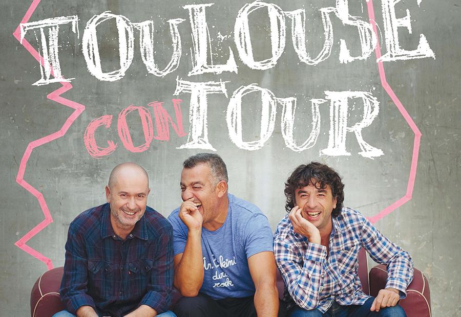 Toulouse Con Tour, la belle chanson popu