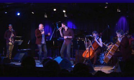 Hervé Suhubiette en quintet, un furieux appétit de chanter