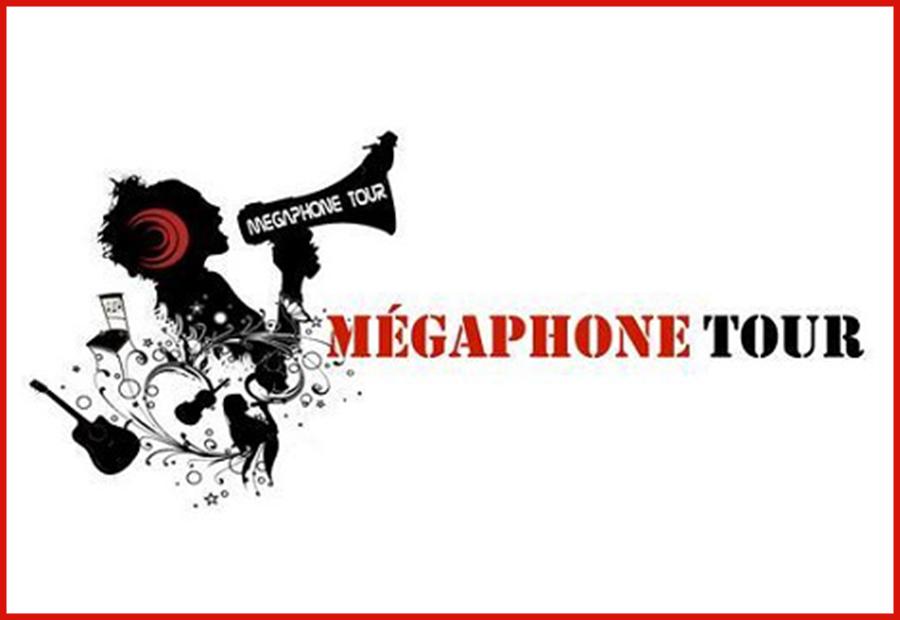 Qui partira dans le bus du Mégaphone Tour?
