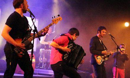 Festival Bernard Dimey 2015 – Courir les rues, un quintet qui décoiffe