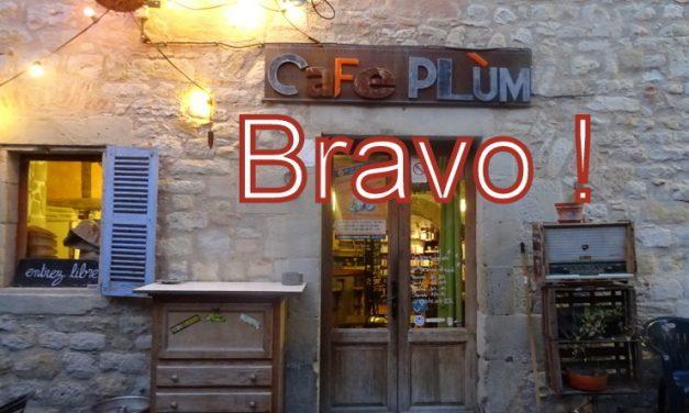 Café Plùm, une petite entreprise pour un grand projet