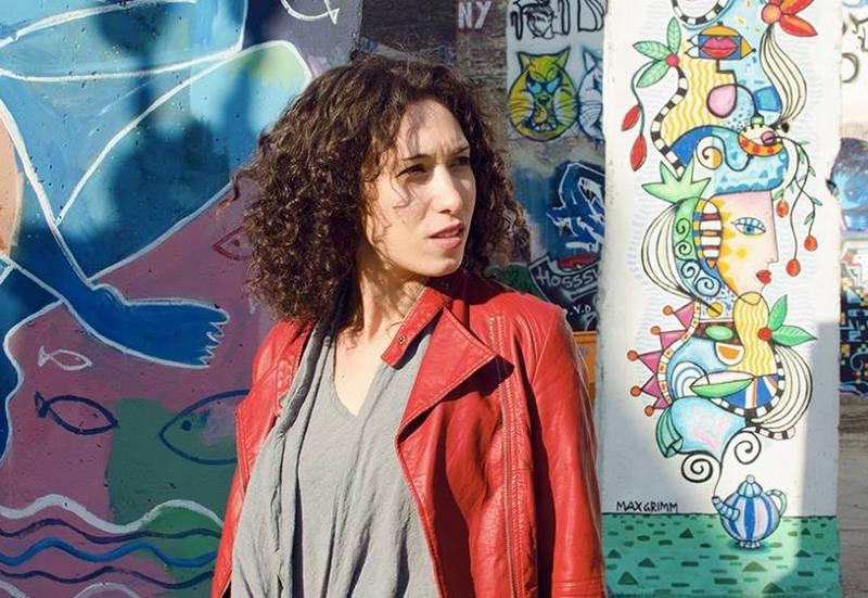 Mélinée, un coup d'amour pour Berlin