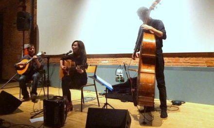 15ème Détours de Chant, la pause enchantée de Lizzie en trio