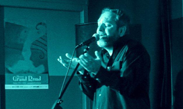Ronan, la poésie pour tout bagage