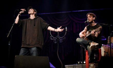 Festival Bernard Dimey 2016 – Flow chante contre la peur