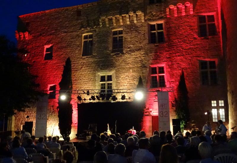 6<sup>e</sup> Musicales de Flamarens, Si on chantait au château