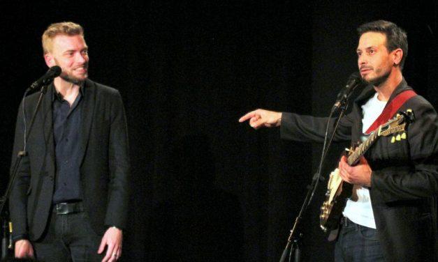 Guilhem Valayé & Valérian Renault, ballades en novembre