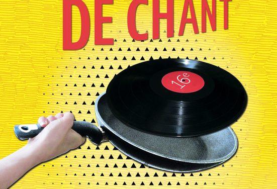 16<sup>e</sup> Détours de Chant, « les carcans vont sauter » !
