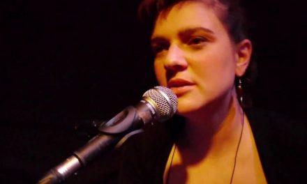 Julie Lagarrigue, droite dans le vent