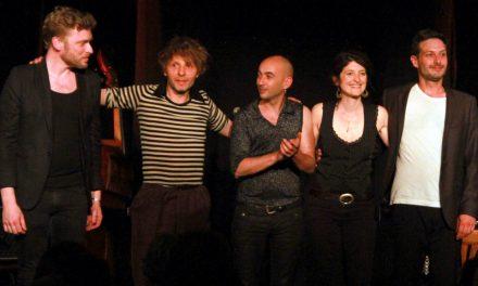 «Cinq», complaintes des poètes d'aujourd'hui