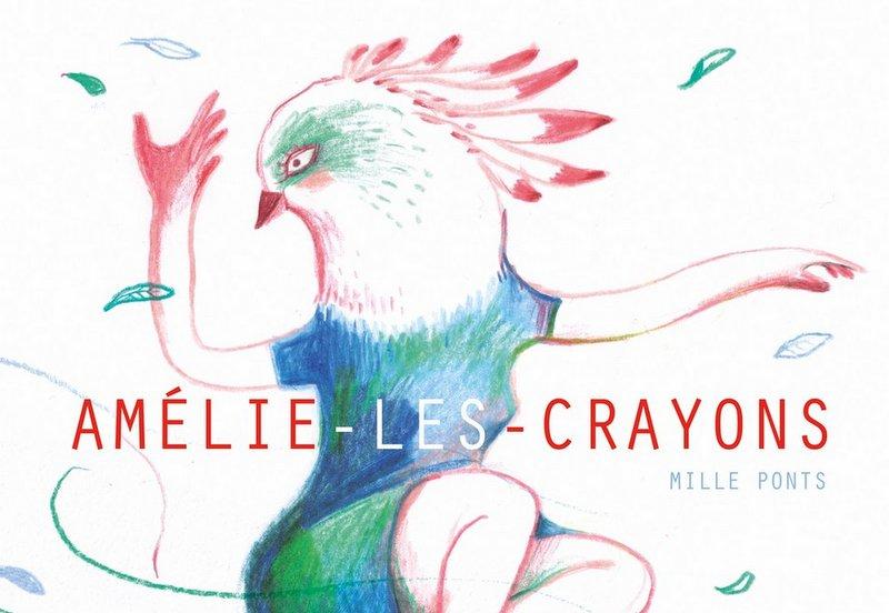 Amélie-les-crayons, la magie du bal des vivants