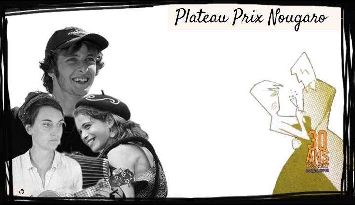 Prix d'écriture Claude Nougaro, une Chanson pleine de promesses