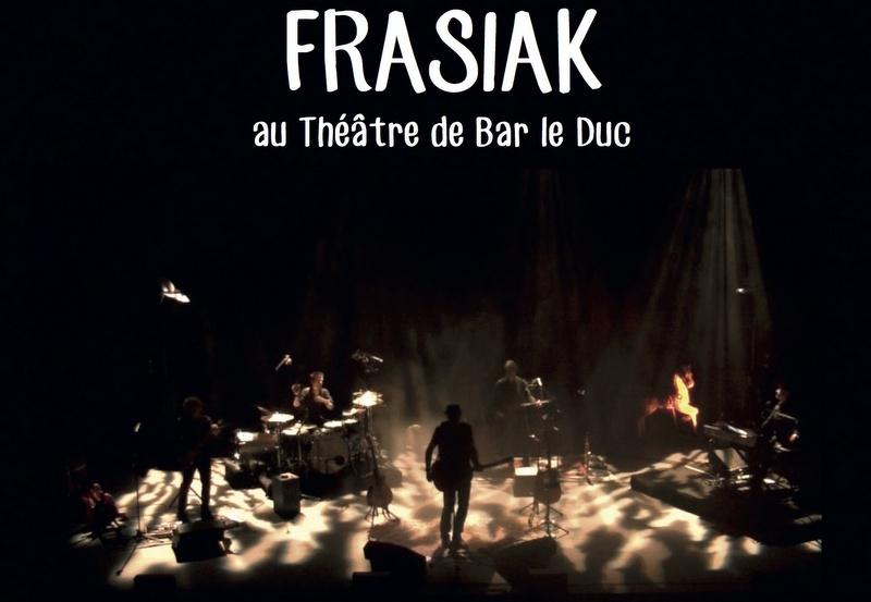 Frasiak, c'est la vie qui court…