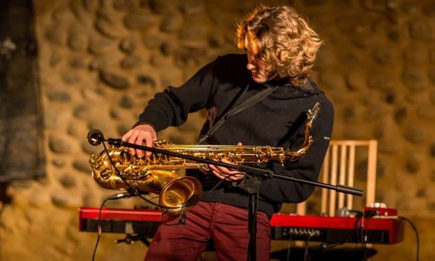 Mateo Langlois – «Et l'oiseau lyre joue»