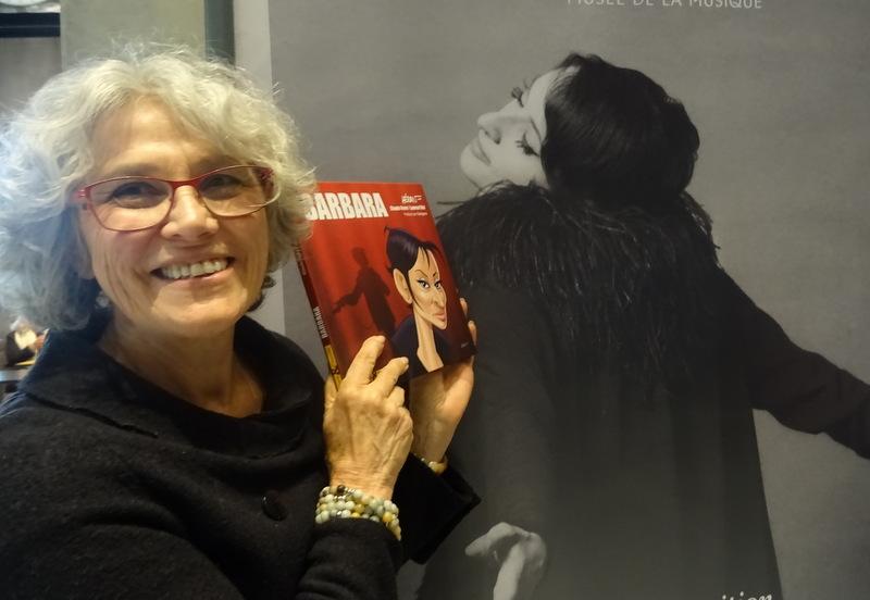 Barbara, Géographie sentimentale