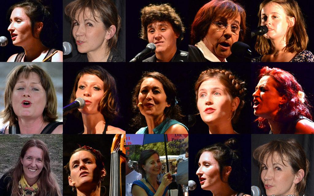 Barjac m'en Chante 2018 – Au bonheur des Dames