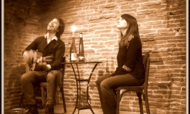 Lise Martin & Valentin Vander, Vissotsky la force de vivre et de  chanter