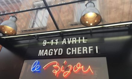 Magyd Cherfi, come-back au Bijou