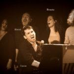Lucas Lemauff, Mais d'où lui vient cette envie d'chanter ?