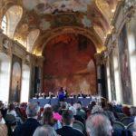 Académie des Jeux Floraux, Dora Mars rend hommage à Frank Giroud