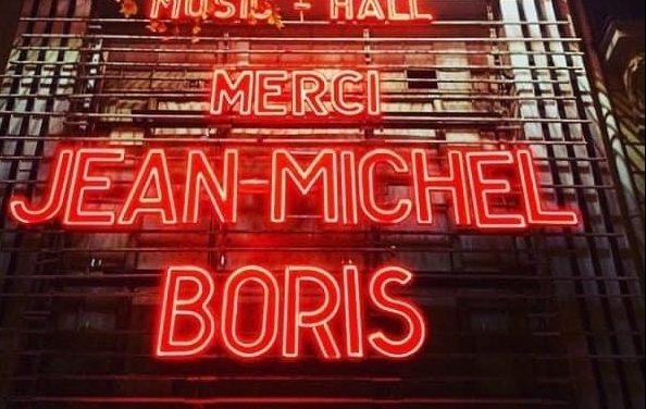 Jean-Michel Boris, «La scène, le temps, l'espace retrouvés»