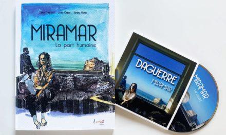 Daguerre, trois artistes unis par l'Océan