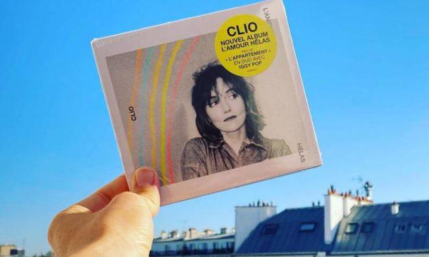 CLIO, Un endroit où poser ta tête un soir d'hiver