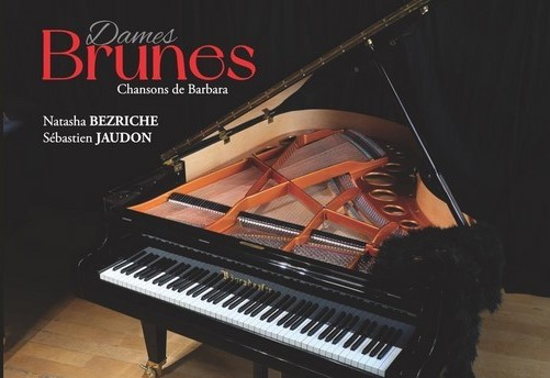 Natasha Bezriche & Sébastien Jaudon, Il était un piano noir